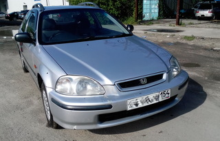 Honda Civic, Хэтчбек 1997